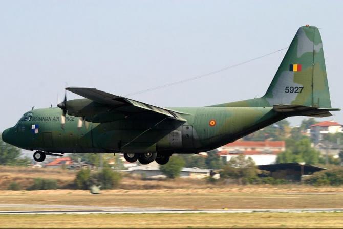 Sursa foto: Forțele Aeriene Române