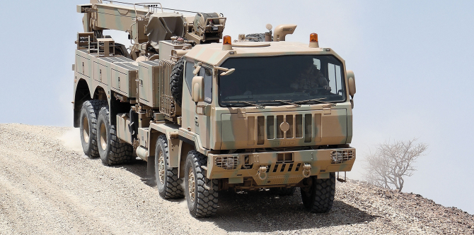 Sursă foto: Iveco Defence Vehicles