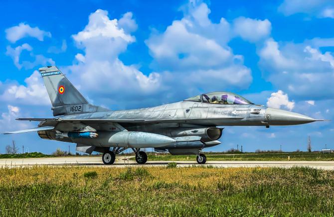 Sursă foto: Forțele Aeriene Române