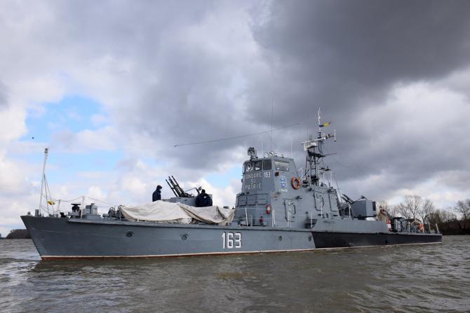 Sursa foto: Flotila Fluvială