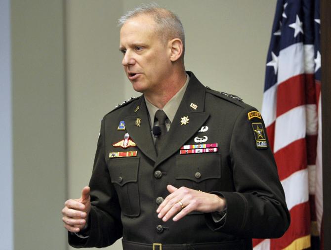 generalul Scott Berrier, directorul Agenției de Informații pentru Apărare (DIA)