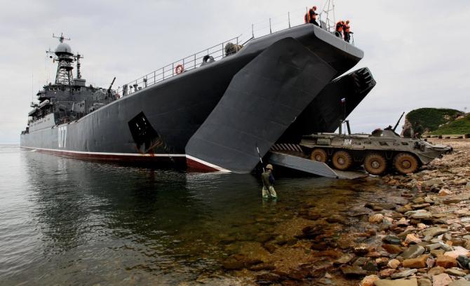 Navă de desant maritim a Federației Ruse