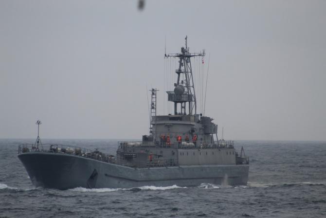 Navă patrulare Ucraina  Sursa foto: Forțele Navale Române