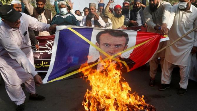 Proteste Pakistan Sursa foto: Twitter/SabahKashmiri