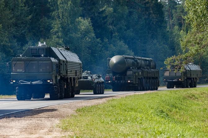 Armata Rusiei, sursă foto: Ministerul Apărării de la Moscova