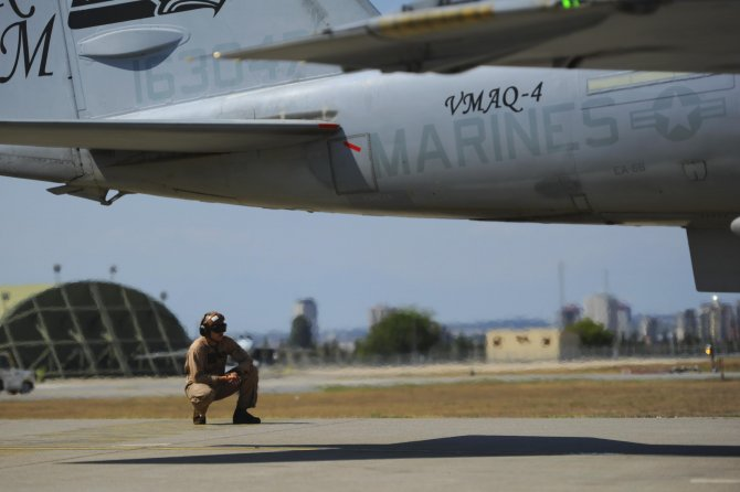 Baza Aeriană Incirlik, Turcia. Sursă foto: US Air Force