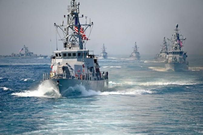 USS Firebolt, sursă foto: Departamentul Apărării SUA via. TVD.im