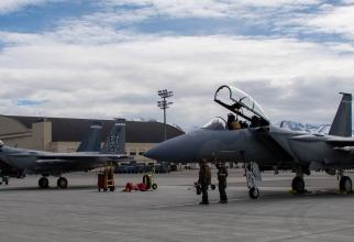 Avioane F-15EX Sursa foto: US Air Force