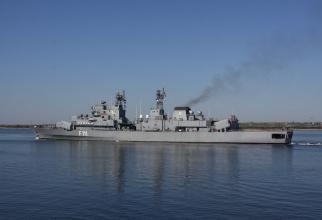 Fregata Mărășești Sursa foto: Forțele Navale Române