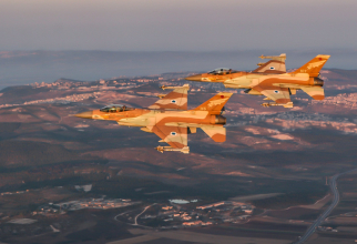 Sursă foto: Israeli Air Force