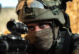 Lunetist Sursa foto: Israel Defense Forces/Facebook