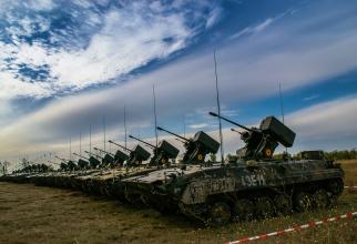 """MLI-84M """"Jderul"""", sursă foto: Nicuşor Comănescu, militar din  Batalionul 300 Infanterie Mecanizată """"Sfântul Andrei"""", via Forțele Terestre Române"""