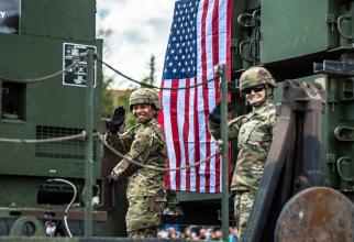 US Army, prezentă la o paradă militară în Polonia. Sursă foto: Ministerul Apărării de la Varșovia