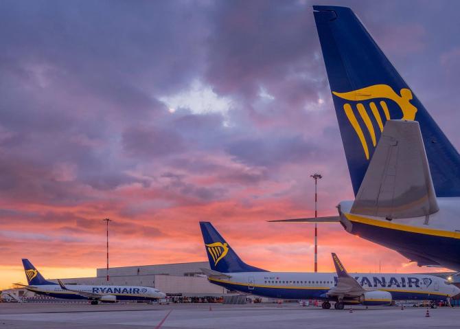 Sursă foto: Ryanair
