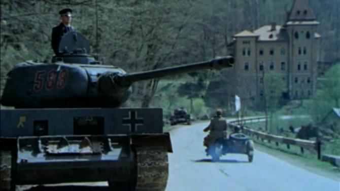 Castel Zlatna Sursa foto: Captură video/Noi cei din linia întâi