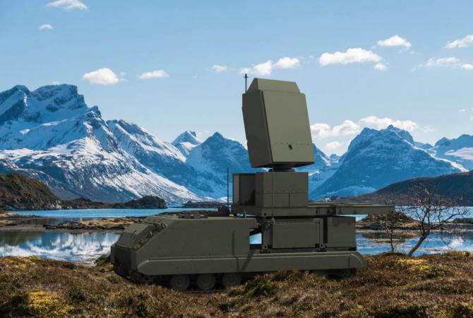 Radar GM200 MM/C Thales, sursă foto: Ministerul Apărării din Olanda via. Defense Brief