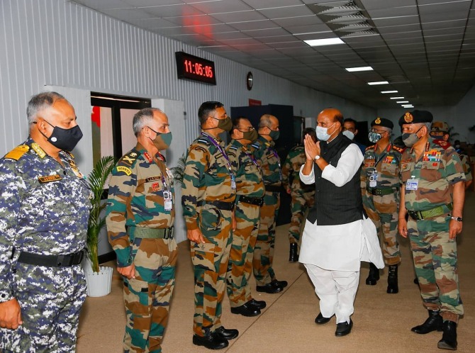Sursă foto: Ministerul Apărării din India