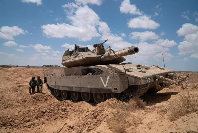 Armata Israelului, sursă foto: Israel Defense Forces (IDF)
