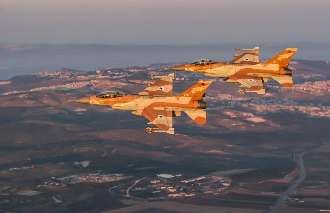 Sursă foto: Israeli Air Force