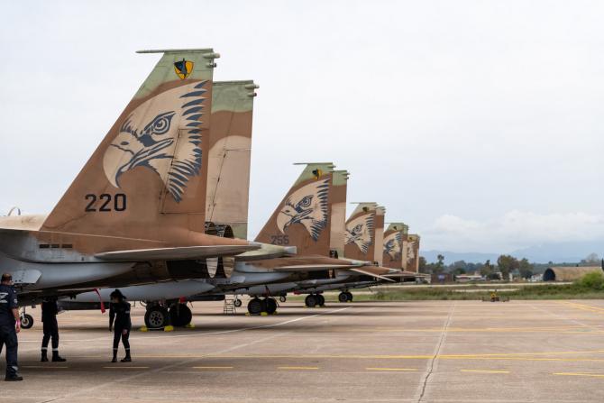 Forțele Aeriene Israeliene, sursă foto: Israeli Air Force - IDF
