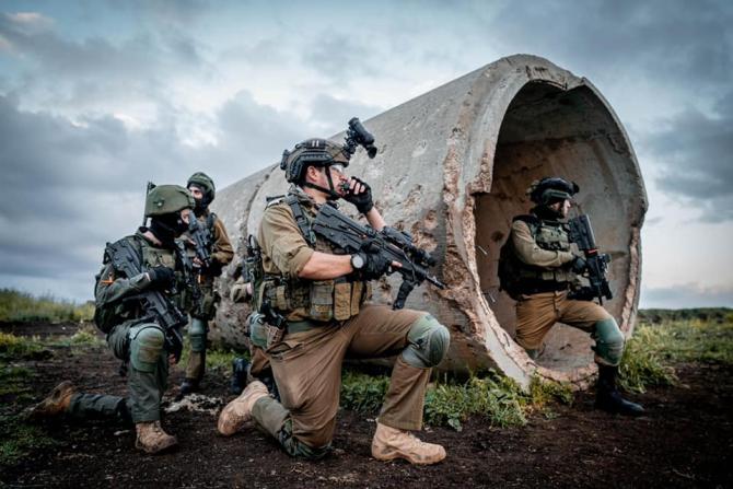 Soldați ai Armatei Israelului. Sursă foto: IDF