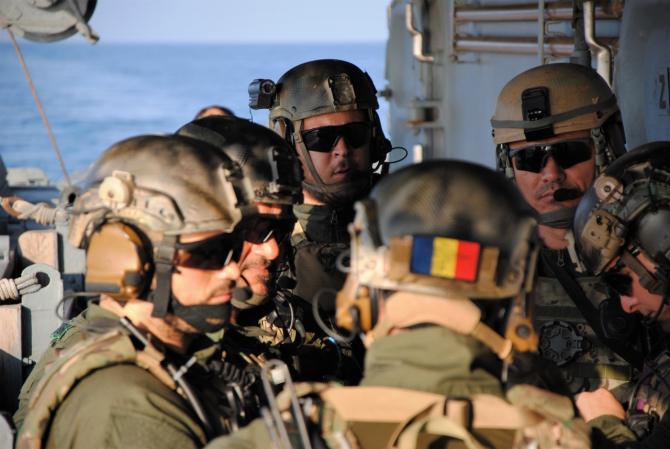 Sursă foto: Forțele Navale Române