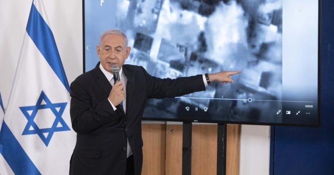 Premierul israelian Benjamin Netanyahu. Sursa Foto: Facebook The Prime Minister of Israel.