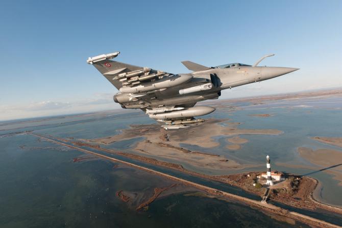 Rafale, sursă foto: Dassault Aviation