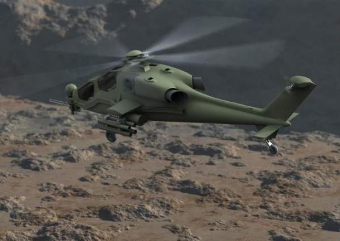 T129, sursă foto: AgustaWestland