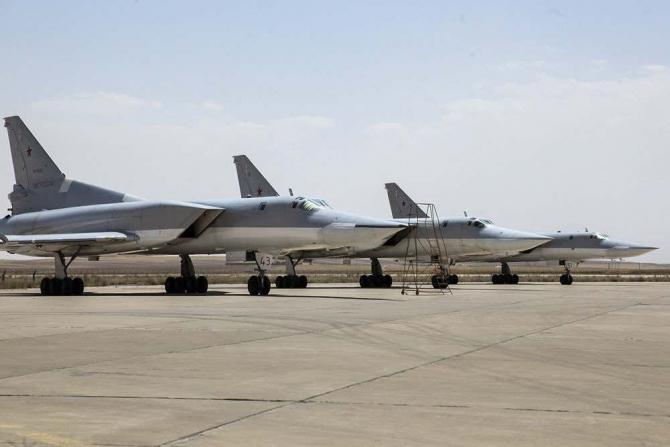 Bombardiere cu rază lungă de acțiune de tip Tu-22M3