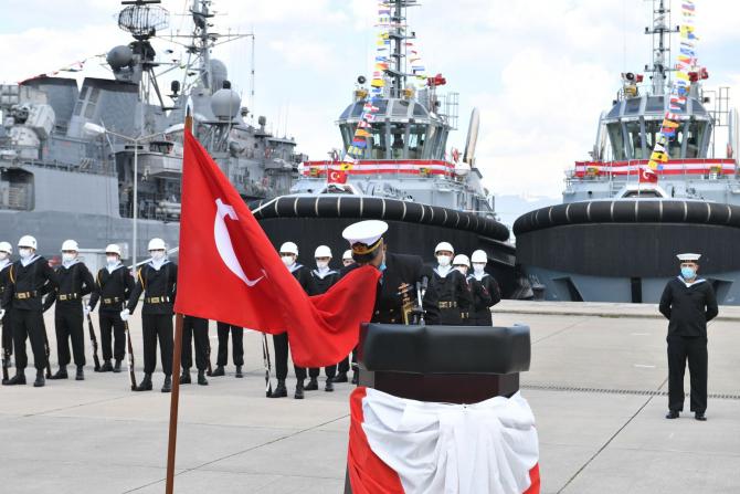 Sursă foto: Ministerul Apărării din Turcia - T.C. Millî Savunma Bakanlığı Facebook