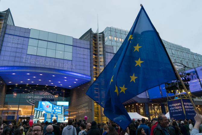 Sursă foto: European Parliament - Facebook