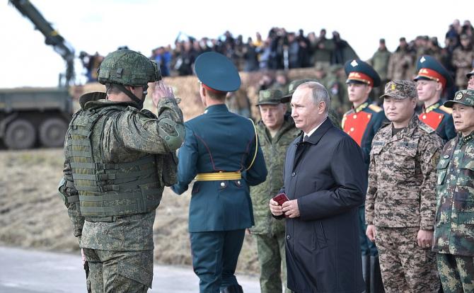 Vladimir Putin, sursă foto: Kremlin.ru