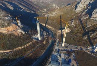 Autostrada Muntenegru Sursa foto: Government of Montenegro