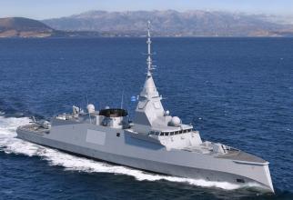 Fregata FDI Sursa foto:Naval Group
