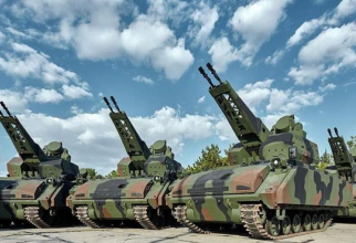Sistemul de apărare aeriană cu rază scurtă de acțiune Korkut. Sursa foto: Aselsan.