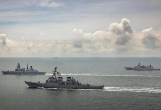 Sursă foto: Comandamentul Forțelor Întrunite ale NATO de la Napoli - NATO JFC Naples Twitter