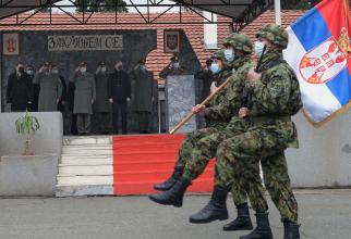 Sursă foto: Ministerul Apărării din Serbia