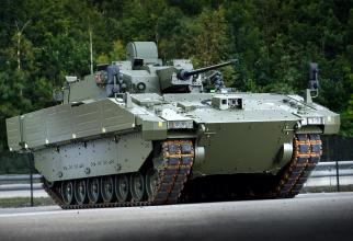 Vehiculul blindat Ajax. Sursa Foto: General Dynamics UK