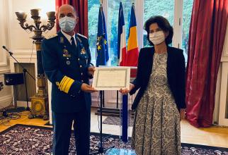 Sursă foto: Ambasada Franței în România