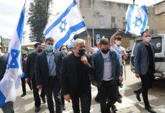 Yair Lapid, ministrul de Externe al Israelului. Sursă foto: Yair Lapid