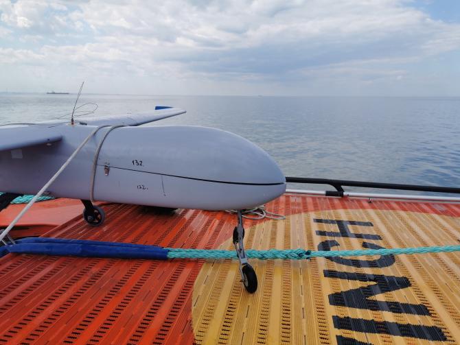 Drona Marea Neagră Sursa foto: Cosma Marian/Facebook