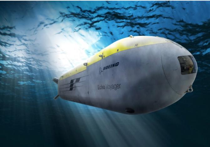 Echo Voyager, sursă foto: Boeing