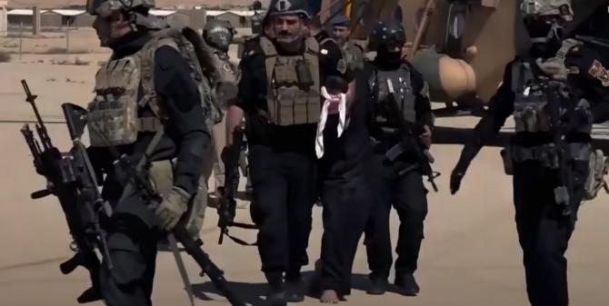 Forțe Speciale Irak Sursa foto: Captură video Youtube