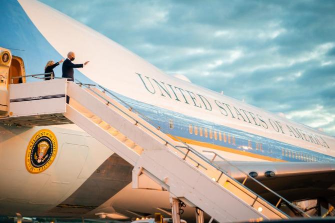 Sursă foto: The White House - Twitter
