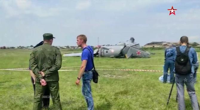 Sursă foto: Captură video Zvezda TV, publicația Ministerului Apărării din Federația Rusă