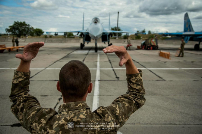 Photo credit: Ministry of Defense of Ukraine Facebook