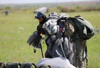 Foto: Locotenent Anca Medrea via Forțele pentru Operații Speciale