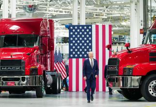 Joe Biden, sursă foto: @POTUS  · Oficial guvernamental