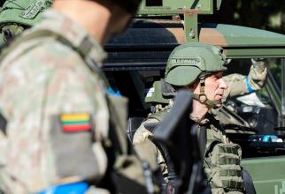 Sursă foto: Ministerul Apărării din Lituania
